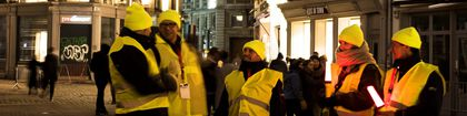 Vrijwilligers Lichtfestival